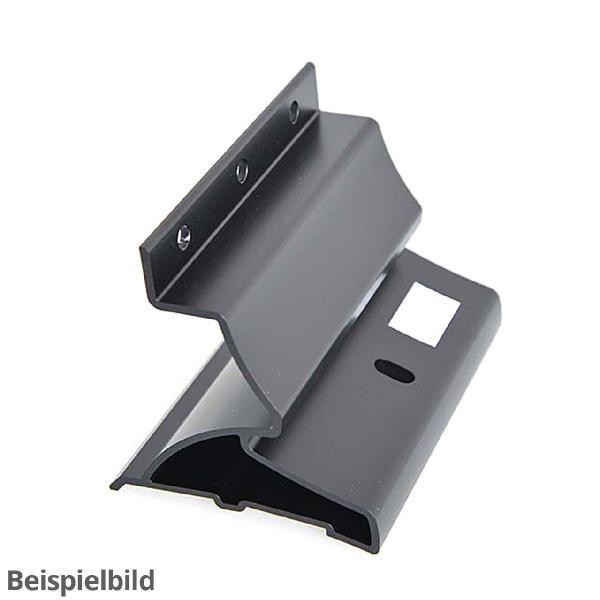 Adapter 7H7877238D 9P7 hinten schwarz