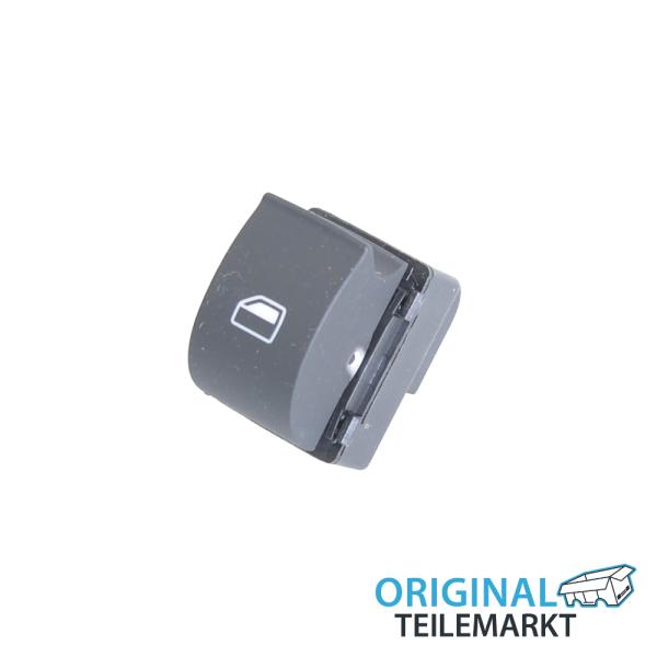 ORIGINAL AUDI Schalter Fensterheber vorn links schwarz A2 A3 A4 8Z0959851G 5PR