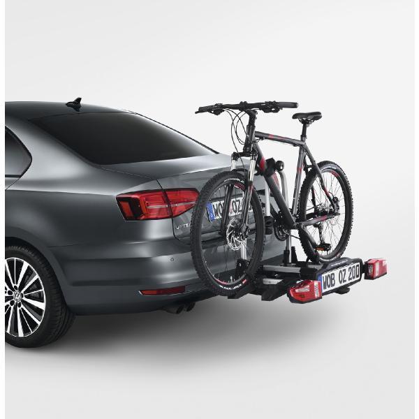 vw fahrradtr ger compact ii f r die anh ngerkupplung. Black Bedroom Furniture Sets. Home Design Ideas