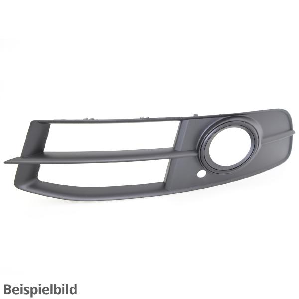 Luftführungsgitter 8J0807682K T94 schwarz-glänzend