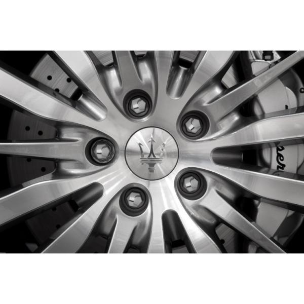 Maserati Sicherheits-Radbolzen Set Quattroporte M156 - Ghibli M157