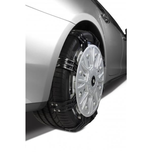 Maserati Schneeketten Quattroporte M156 und Ghibli M157