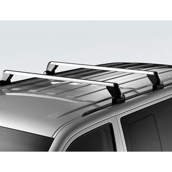 Grundträger 7H0 071 126 EA Einzelträger, für Fahrzeuge mit Dach-Befestigungsschiene