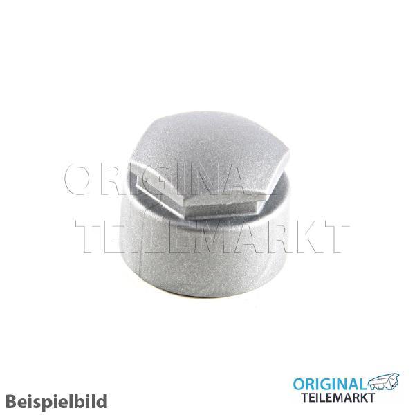 Radschraubenkappe 111601173 schwarz