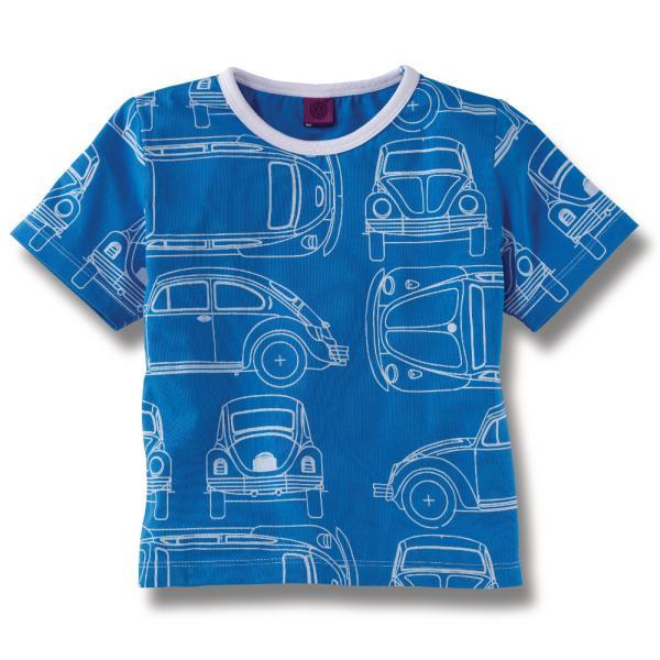 VW Kinder T-Shirt Motiv Käfer Gr. 104