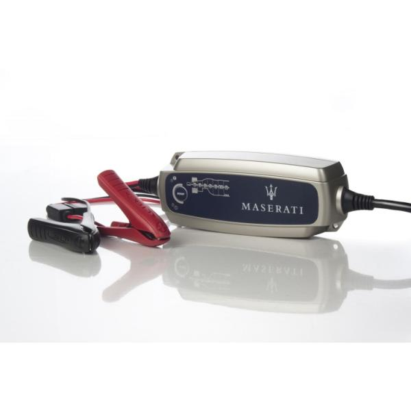 Maserati Ladeerhaltungsgerät und Batterieladegerät – EU