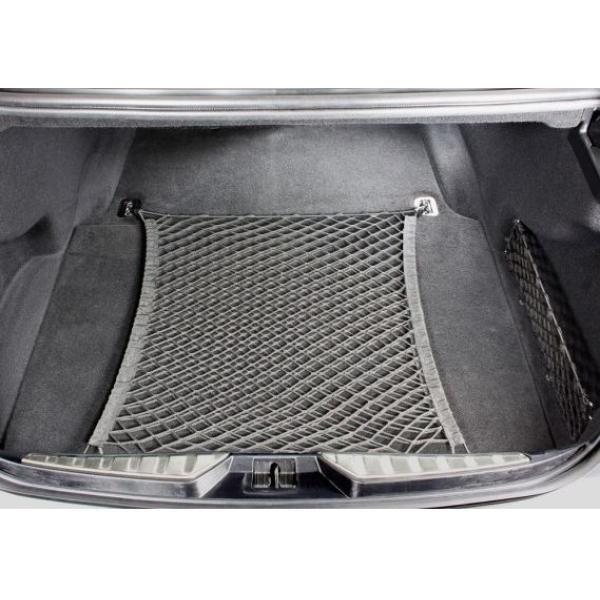 Gepäcksicherungsnetz Quattroporte M156 schwarz