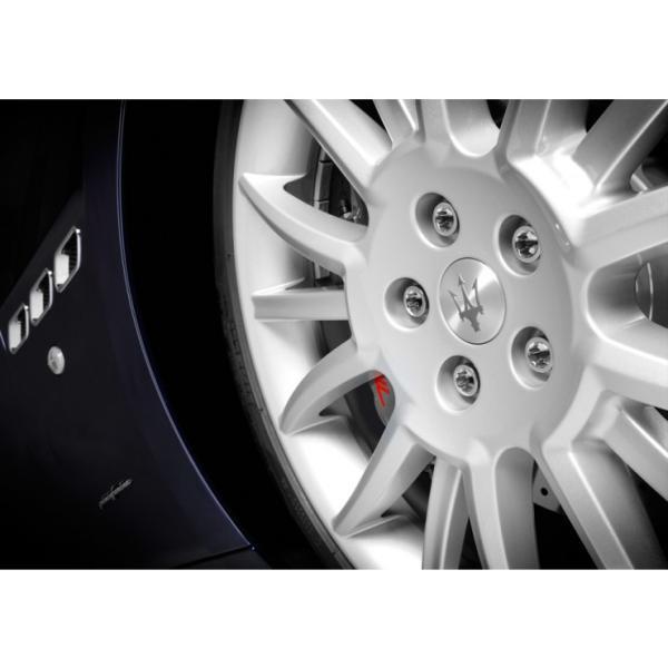 Maserati Sicherheits-Radbolzen Set