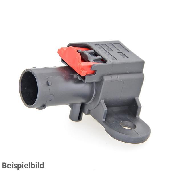 Flachkontaktgehäuse für Kühlerlüfter / für Leitung: 6MM 4 polig / schwarz 1J0906234